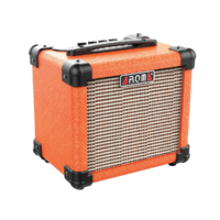 Aroma AG10OR 10W Orange Electric Guitar Portable Amplifier