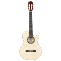 Kremona F65CWSB  Fiesta Classical C/E with Case