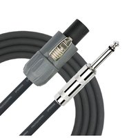 Kirlin KSBCV165K-3 3ft Speakon to Jack Speaker Cable