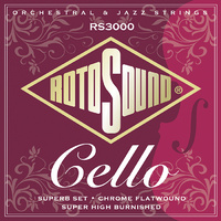 Rotosound RS3000 Cello Superb String Set