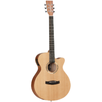 Tanglewood TWR2SFCE Roadster II Superfolk Cutaway With Pickup